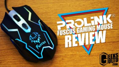 """Prolink Fuscus Review: An """"el-cheapo"""" LED Backlit 2400DPI Gaming mouse worth it? 82"""
