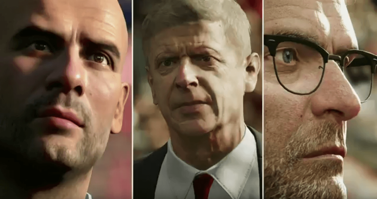FIFA 17 Going to Feature Real Football Managers - Pictures 5
