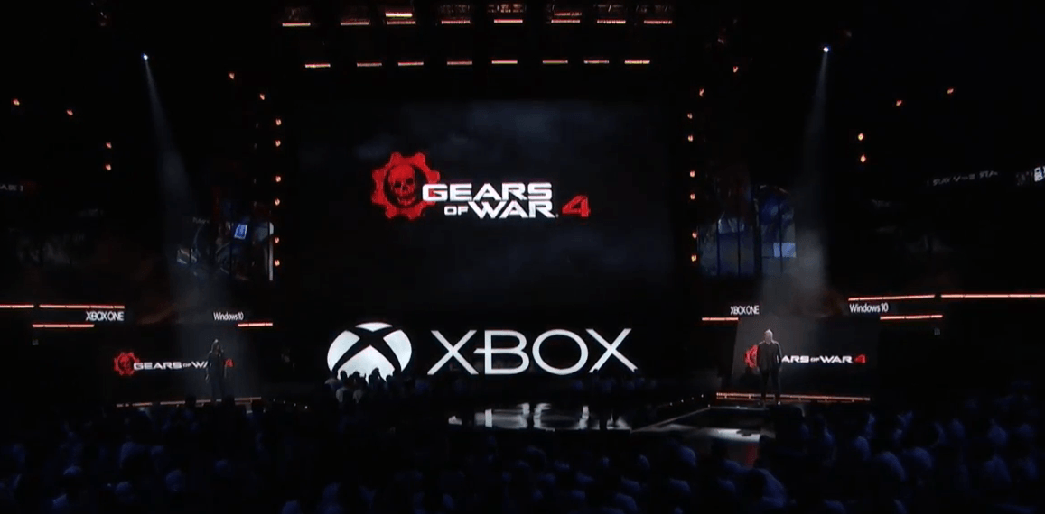 Gears of War 4 Officially Revealed by Microsoft with a Gameplay Trailer - Xbox and Windows 10 Exclusive 5