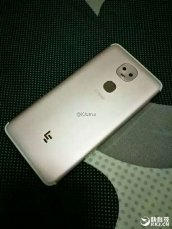 LeEco's New Smartphone With Dual Cameras Leaked - Live Images 1