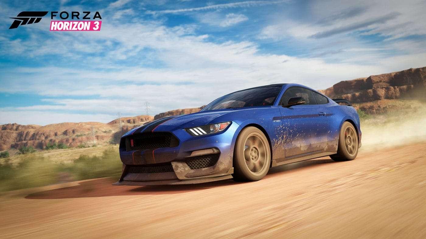 Forza Horizon 3 Car List Revealed - More than 150 Cars So Far 1