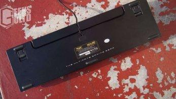 Armaggeddon MKA-11R RGB-RAPTOR Mechanical Keyboard Review: A SPORTY LOOKING KEYBOARD 14