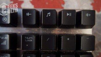 Armaggeddon MKA-11R RGB-RAPTOR Mechanical Keyboard Review: A SPORTY LOOKING KEYBOARD 11