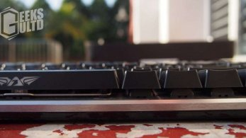 Armaggeddon MKA-11R RGB-RAPTOR Mechanical Keyboard Review: A SPORTY LOOKING KEYBOARD 10
