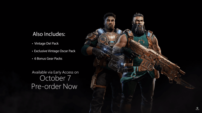 Gears of War 4 gets 7 minutes of Campaign Walkthrough from Microsoft, 2TB GOW4 Xbox One Revealed 10
