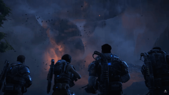Gears of War 4 gets 7 minutes of Campaign Walkthrough from Microsoft, 2TB GOW4 Xbox One Revealed 5