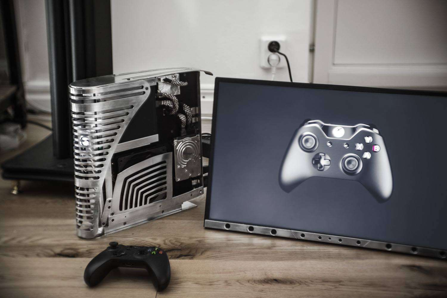 Gallery of The Sickest Xbox One Console Mod you've ever seen 1