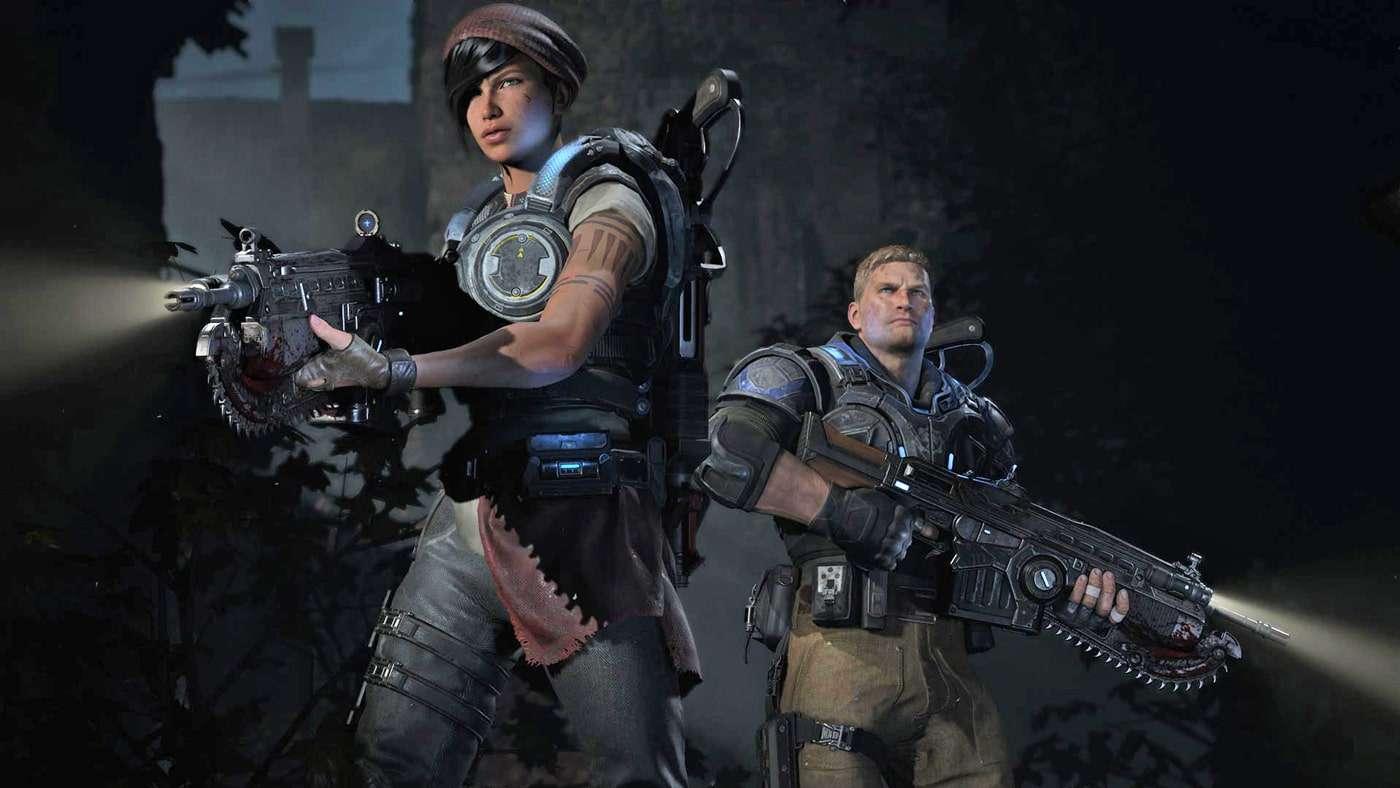 Former Gears Of War Designer Praises Upcoming Gears Of War 4 1