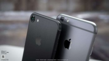8 Sleek iPhone 7 rendered images in Black will keep you Drooling 5
