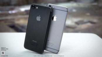 8 Sleek iPhone 7 rendered images in Black will keep you Drooling 6