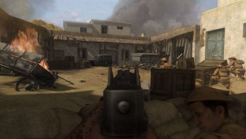 Remaster of Call of Duty 2 Looks Gorgeous! 3