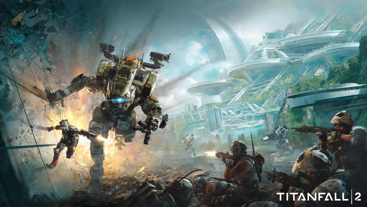 Titanfall 2's Single-Player Cinematic Trailer Is Gorgeous 1