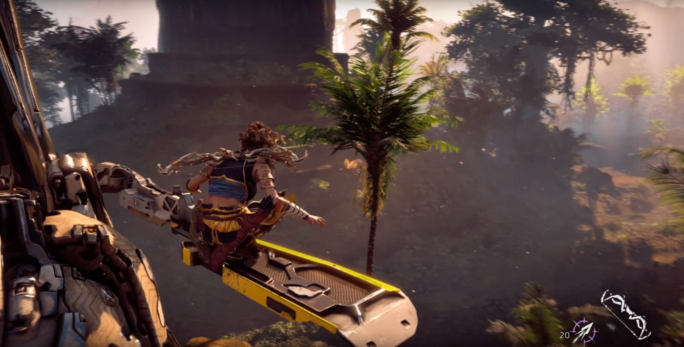 Horizon Zero Dawn Patch 1.2 Adds Photo Mode - Here's the Patch Notes 1