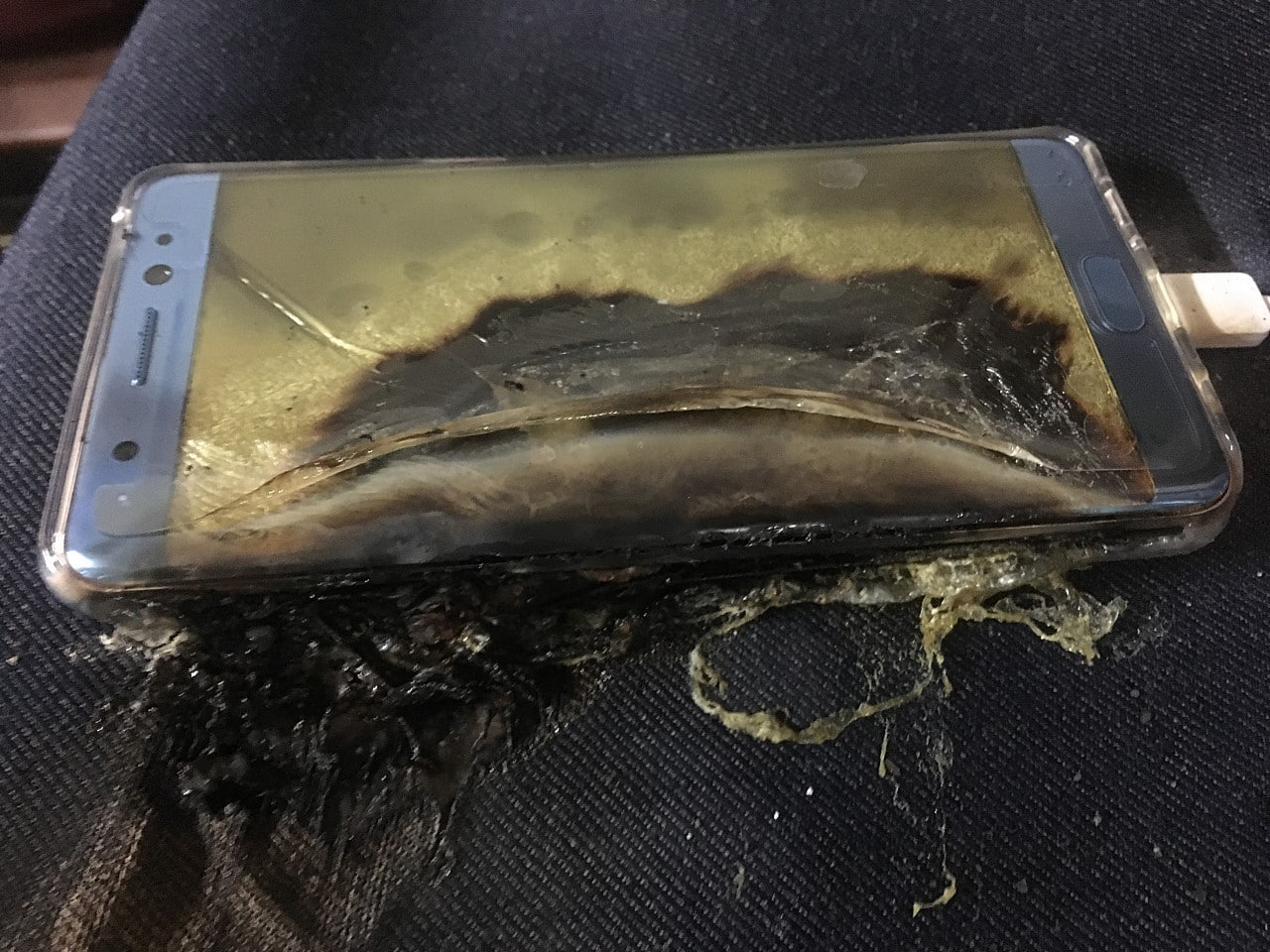 """New """"Safe"""" Samsung Galaxy Note 7 Smartphones Come with Another Huge Problem"""