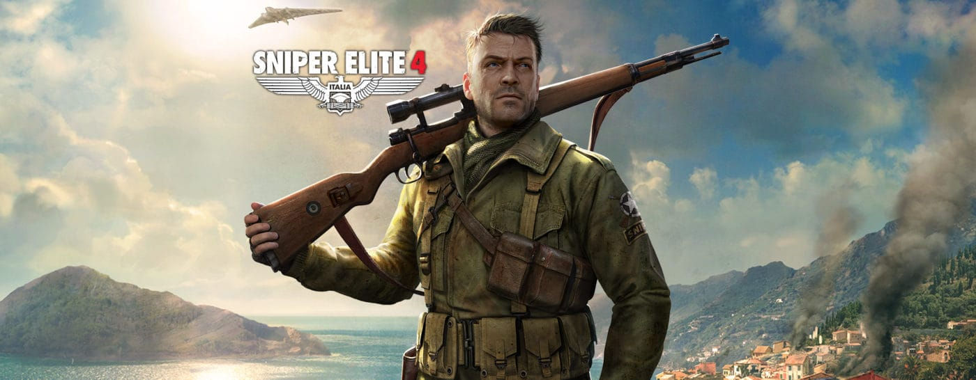 Here's your First Look at Sniper Elite 4 Gameplay 1