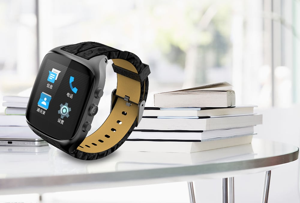 Ourtime X01S Is A Great 3G Smartwatch For Only $84 1
