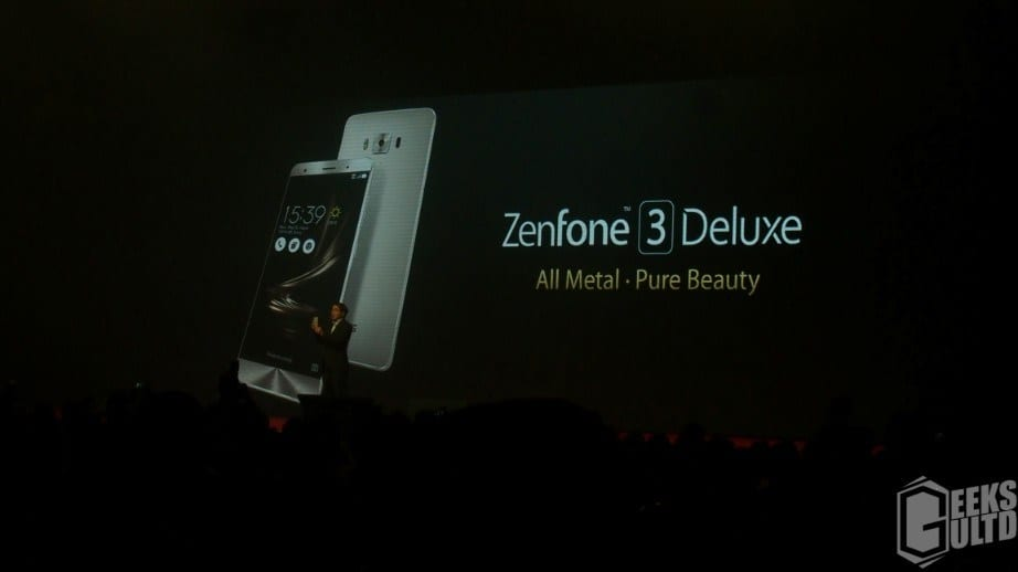 Asus's Top-Of-The-Line Zenfone 3 Deluxe now available for purchase in Malaysia 1