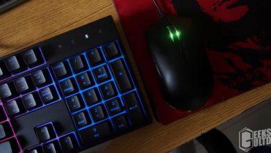 Review: Cooler Master MasterKeys Lite L RGB Mouse & Keyboard Combo 32