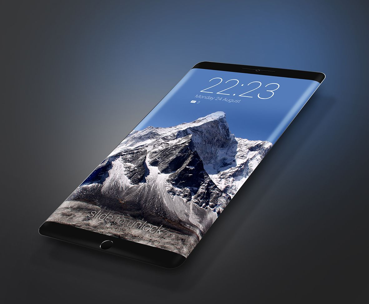 VIDEO: This Samsung Galaxy S8 Bezel-Less Concept Looks Amazing