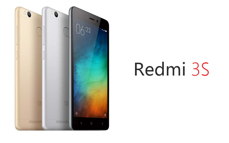 Xiaomi Redmi 3S Is Currently a Steal for Only $139 (3GB RAM, Android 6.0 and More)