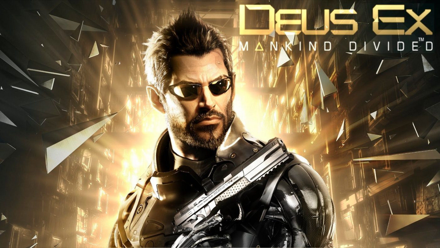 Deus Ex Mankind Divided Patch Adds HDR on the Xbox One & 4K