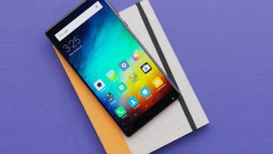 The Xiaomi Mi MIX