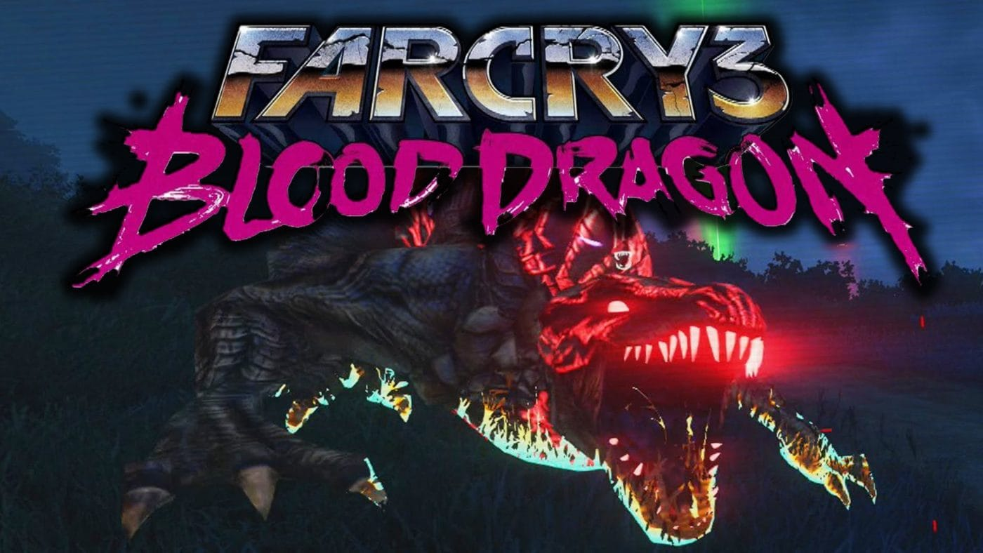 Far Cry 3 Blood Dragon Going Free Beginning November 9