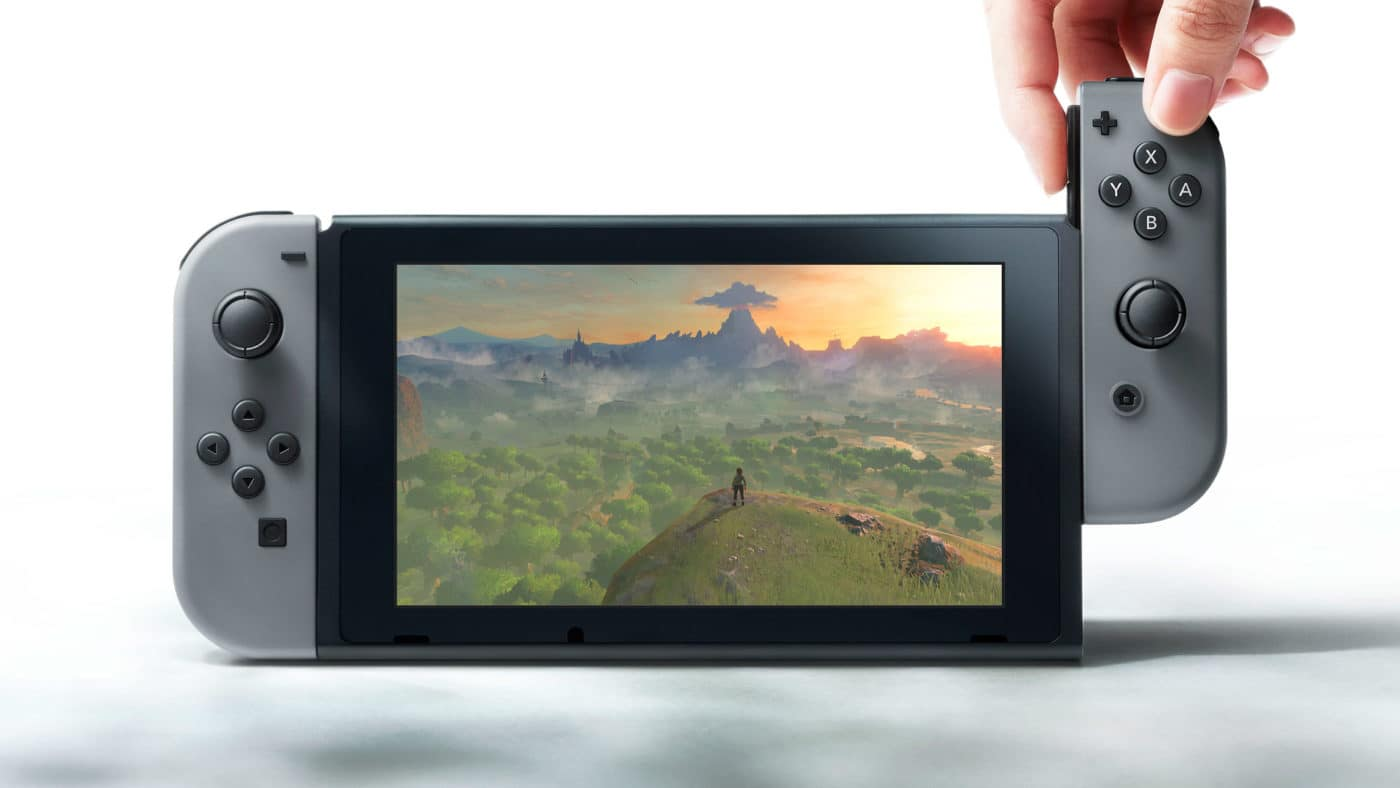 """Nintendo Switch's Design is """"Ground-Breaking"""", Says Nvidia CEO"""