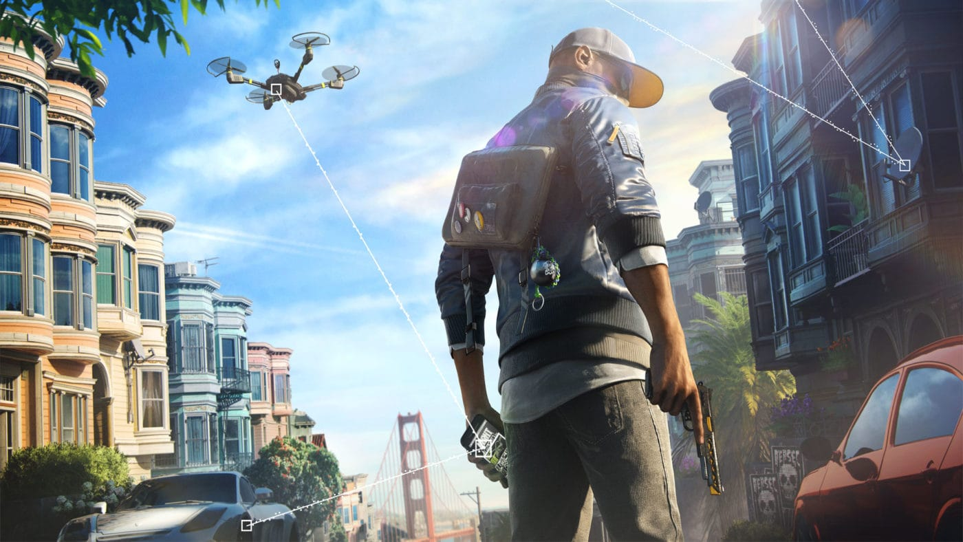 Nvidia Showcases The Potential Of PCs with Their Watch Dogs 2 GameWorks Trailer 1