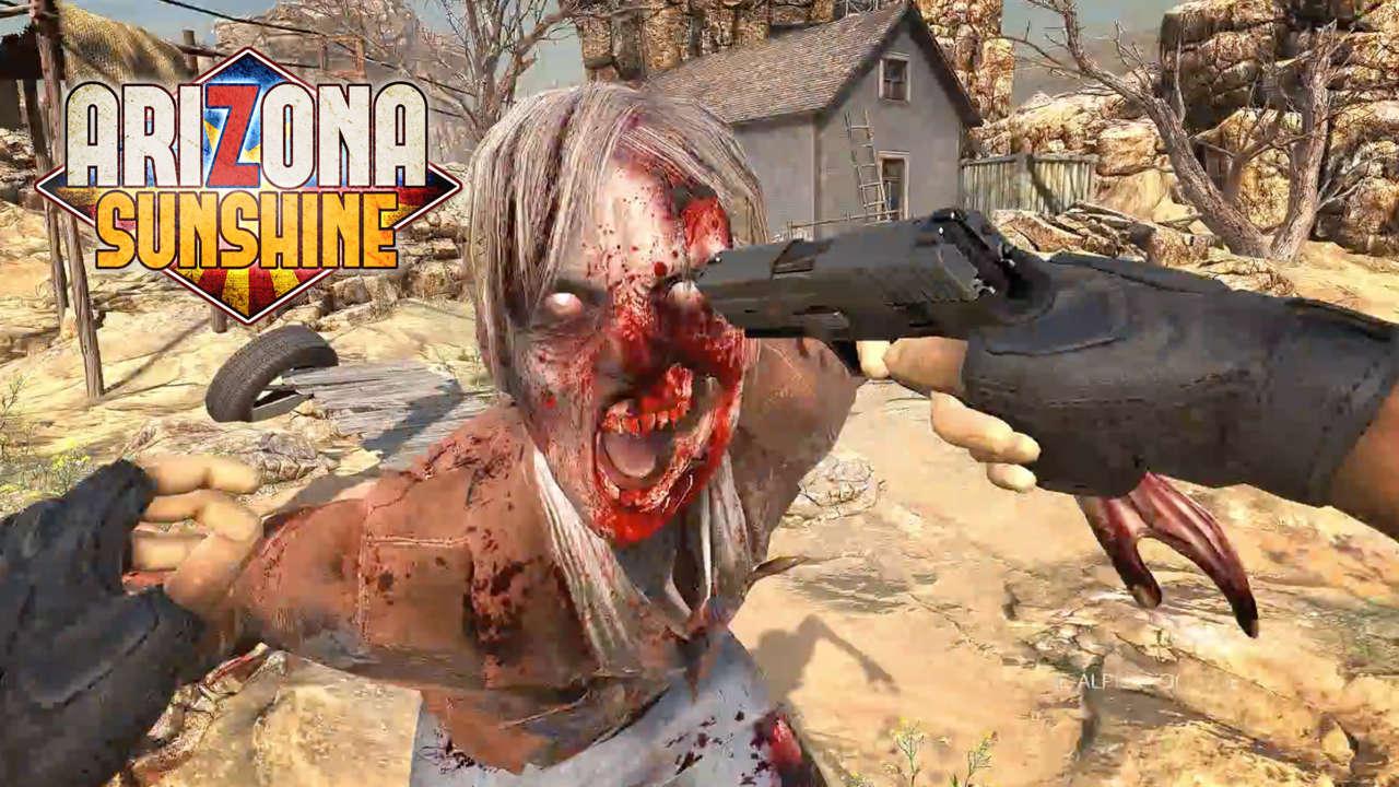 Vertigo Games Quickly Removes Core i7 Exclusivity From Arizona Sunshine 1