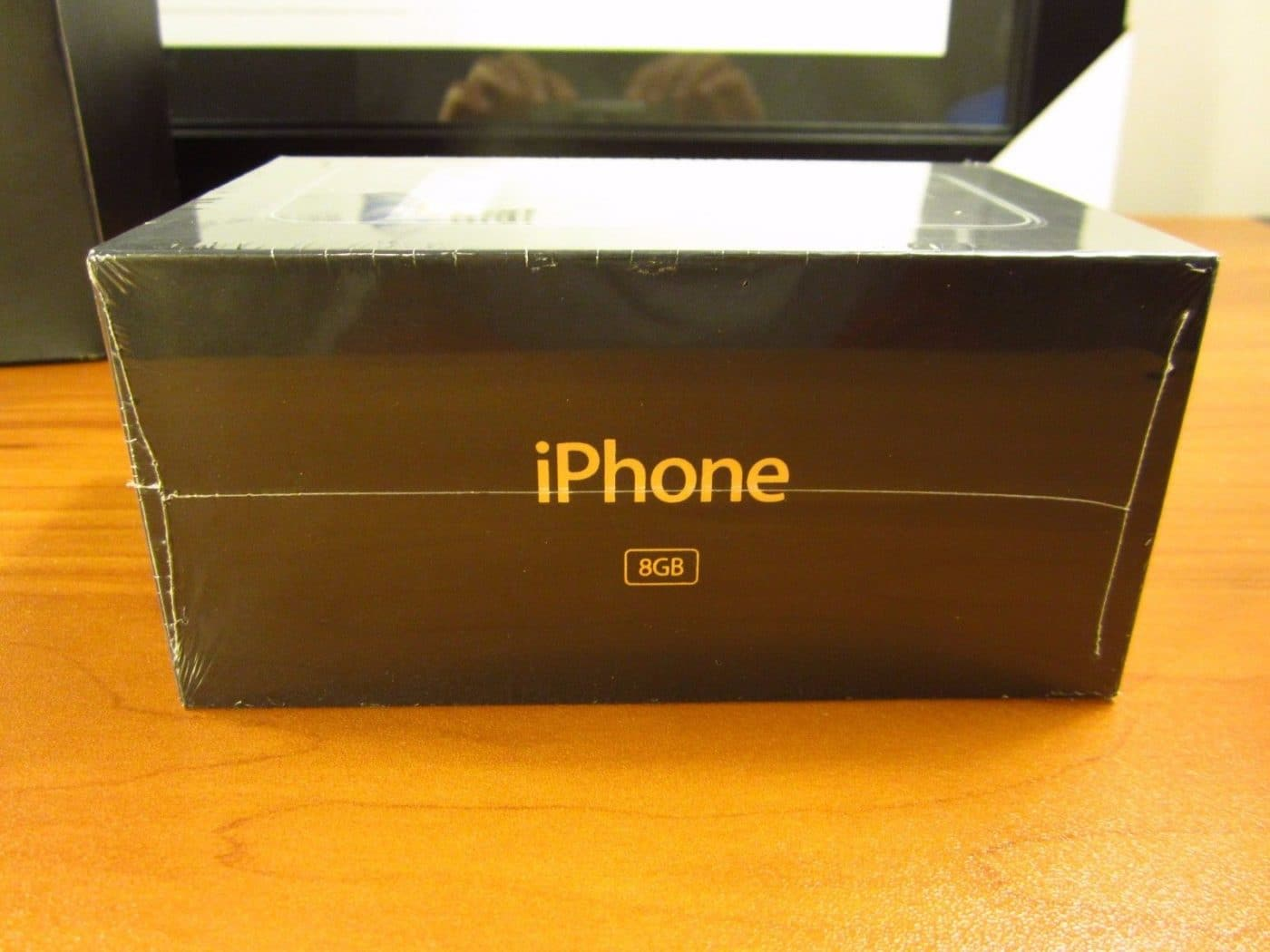 1st Generation Apple iPhone 8GB Available Sealed Pack on eBay, For a Hefty Price