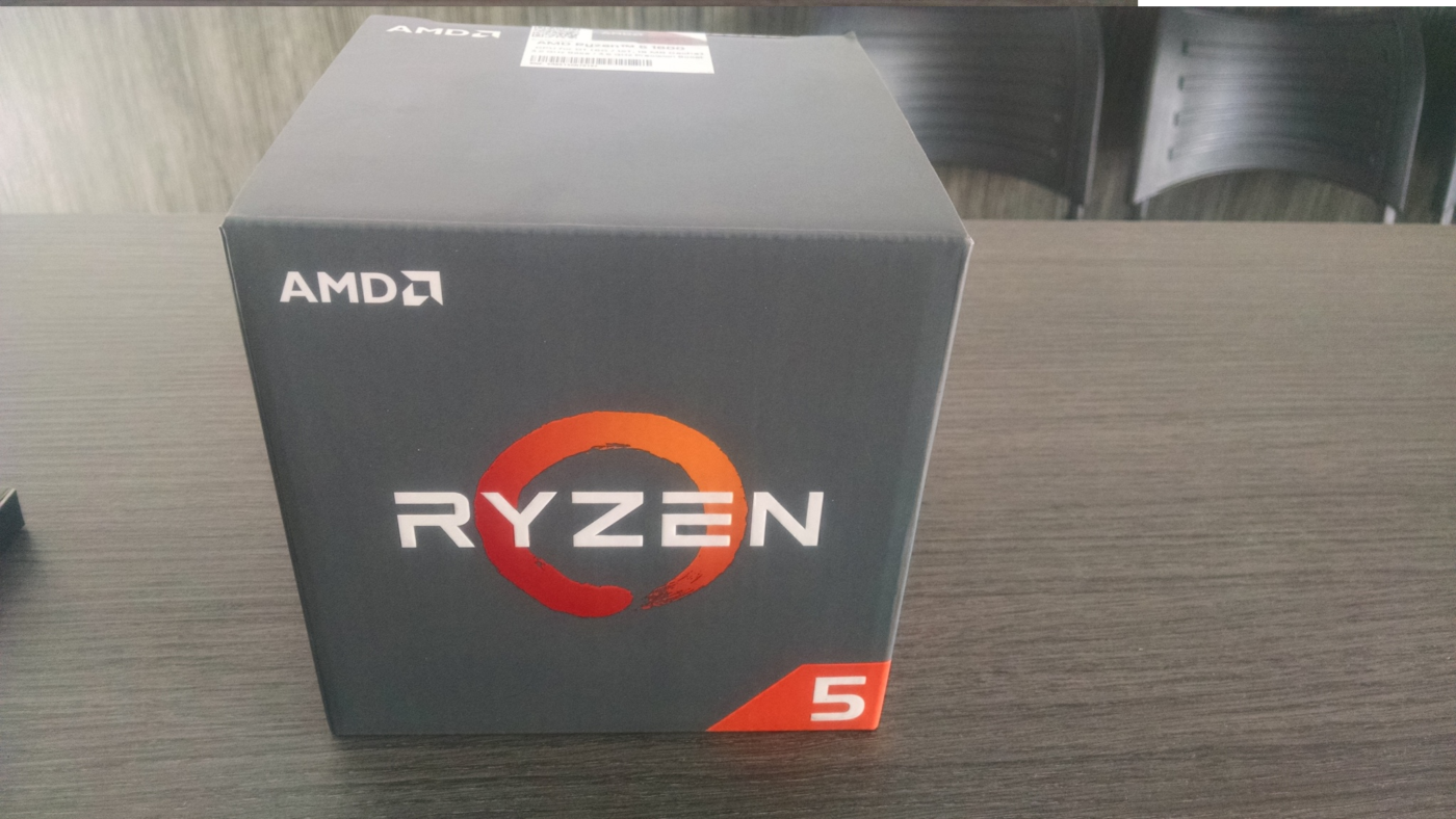 Youtuber Leaks AMD's Ryzen 5 1400 CPU Gaming Benchmarks After Managing To Pick One Up Early 3