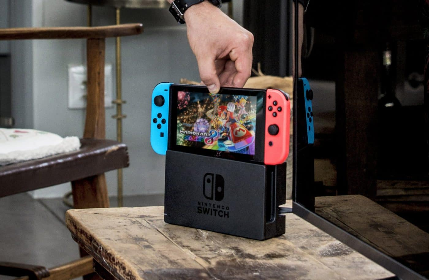 Zelda and Nintendo's Switch Set Records In March 2017, Switch Becomes Nintendo's Fastest Selling Console In The US 1