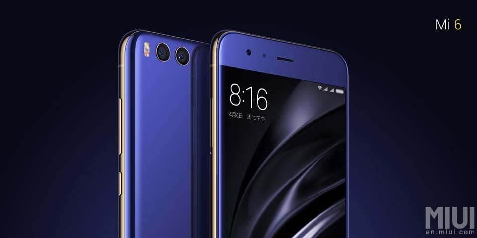 Xiaomi's Mi6 Rips Off The iPhone 7 in Pristine Colors, Snapdragon 835, 6GB RAM & Dual Camera Sensors For $359 9