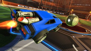 """Rocket League """"Fast and the Furious"""" DLC Officially Revealed, Dom's """"Ice Charger"""" Pictured In-Game 6"""