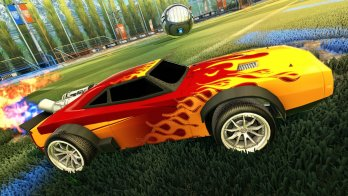 """Rocket League """"Fast and the Furious"""" DLC Officially Revealed, Dom's """"Ice Charger"""" Pictured In-Game 5"""