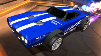 """Rocket League """"Fast and the Furious"""" DLC Officially Revealed, Dom's """"Ice Charger"""" Pictured In-Game 3"""