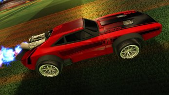 """Rocket League """"Fast and the Furious"""" DLC Officially Revealed, Dom's """"Ice Charger"""" Pictured In-Game 2"""
