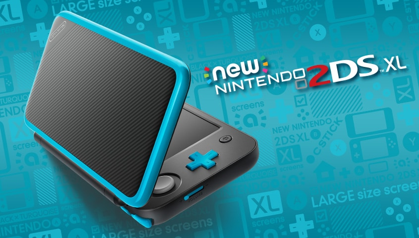 Nintendo Comes Up With Another Console, The 2DS XL 3
