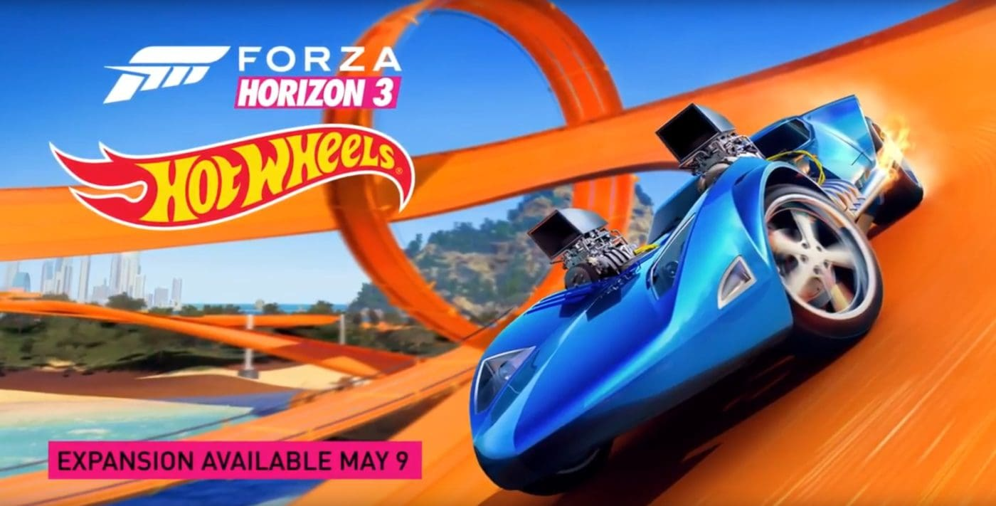 Hot Wheels Make Their Way Into Forza Horizon 3 With The New Expansion - Here's All Of The Cars 1
