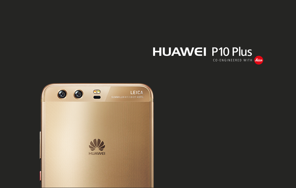 HUAWEI RELEASES THE P10 PLUS IN MALAYSIA 5