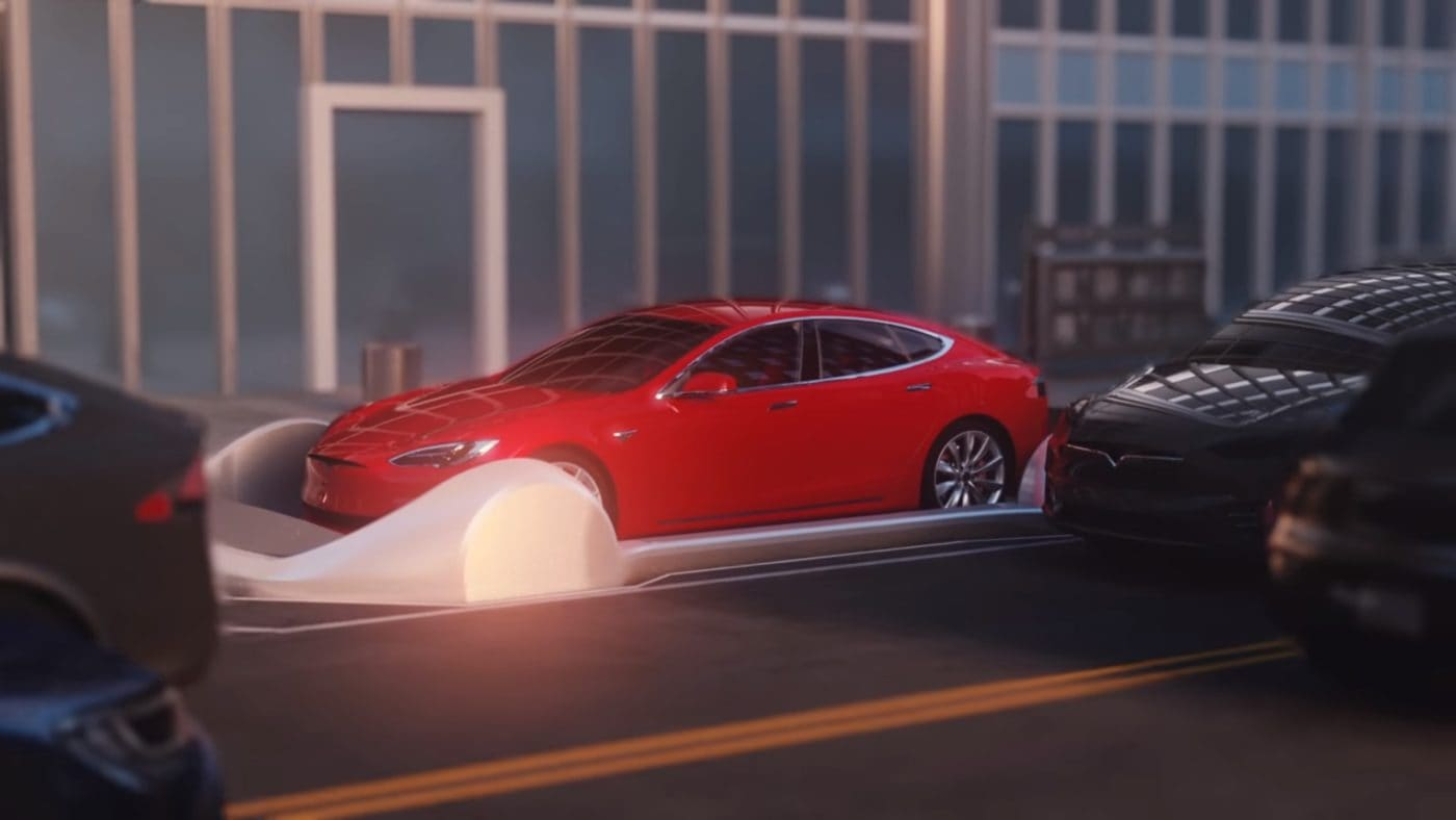 This Traffic-less Concept From The Future Is Hands-Down Amazing 1