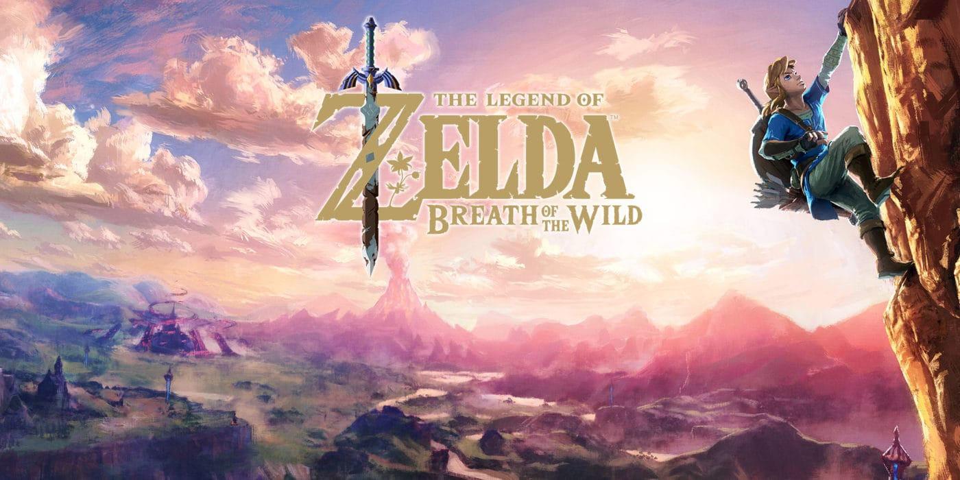 The Legend Of Zelda:Breath Of The Wild & Nintendo Switch Continue To Dominate Japanese Sales 3