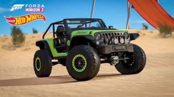 Hot Wheels Make Their Way Into Forza Horizon 3 With The New Expansion - Here's All Of The Cars 11