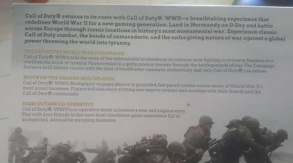 Ad Banner in Paris Confirms Call Of Duty WWII Release Date 3