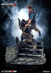 Limited Edition Uncharted 4 Miniature Nathan Drake Statue Is Open For Pre-Orders, Costs $350 3