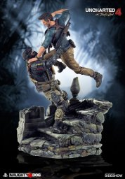 Limited Edition Uncharted 4 Miniature Nathan Drake Statue Is Open For Pre-Orders, Costs $350 4