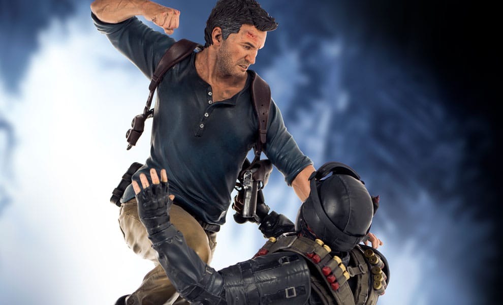 Limited Edition Uncharted 4 Miniature Nathan Drake Statue Is Open For Pre-Orders, Costs $350 1