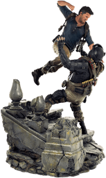 Limited Edition Uncharted 4 Miniature Nathan Drake Statue Is Open For Pre-Orders, Costs $350 5