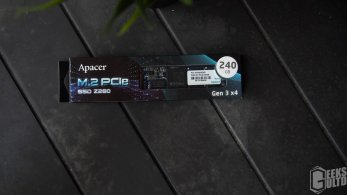 Apacer Z280 240GB M.2 NVMe SSD Review: Its Wicked Fast For $120 12